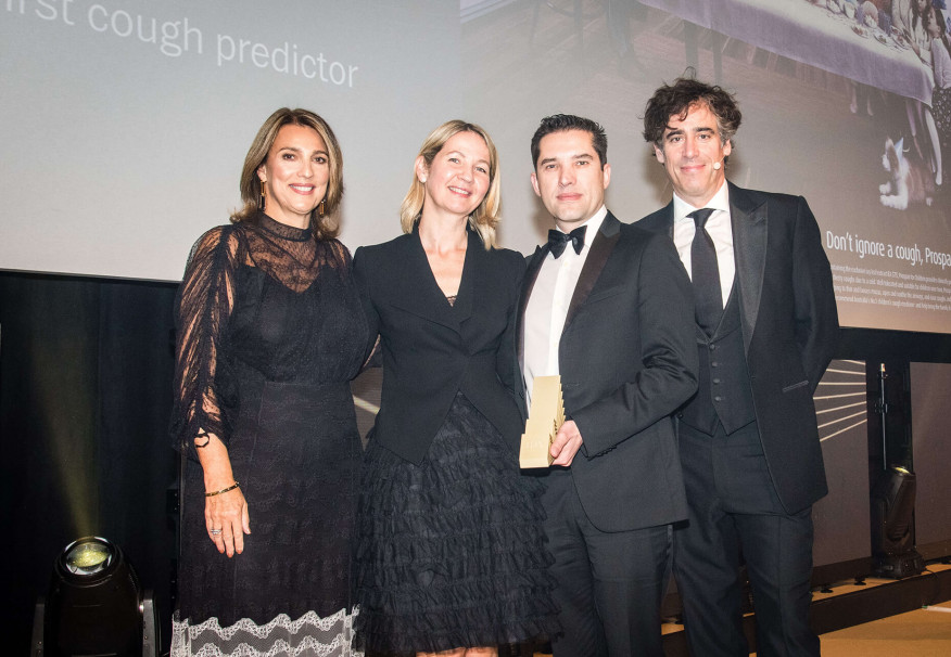 AFFINITY wins prestigious President's Prize at the 2018 IPA Effectiveness Awards