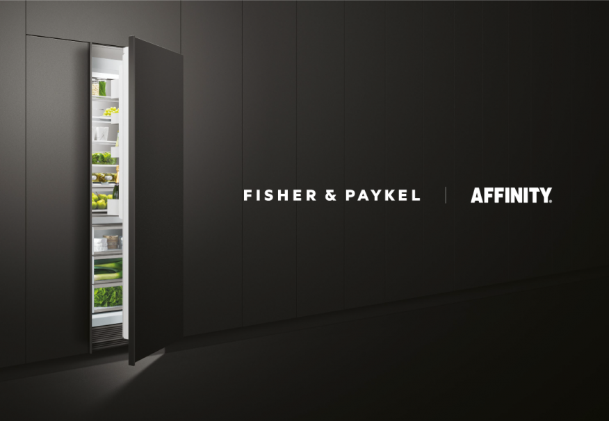 AFFINITY appointed as Fisher & Paykel's agency partner