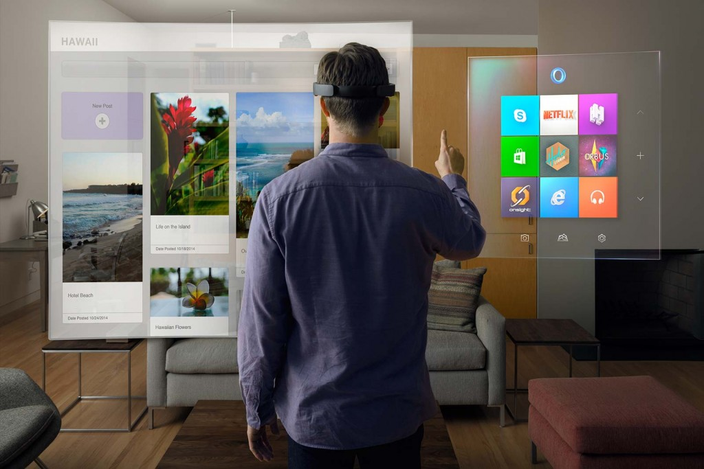 Hololens creates much needed cred for Microsoft