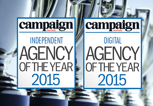 Affinity Wins Twice at Campaign Asia Agency of the Year Awards