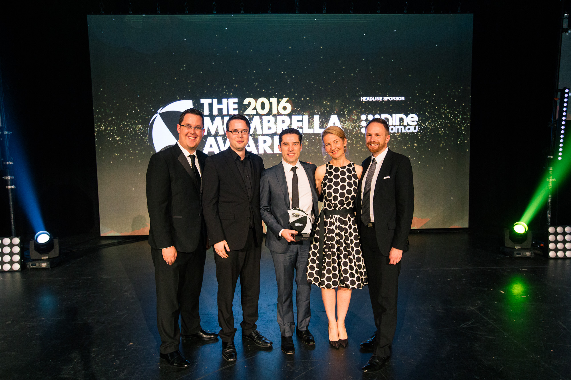 Mumbrella Awards 2016: AFFINITY wins best Media Campaign of the Year