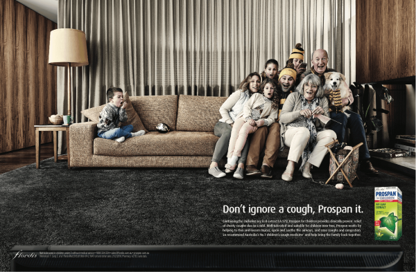 Prospan Couch