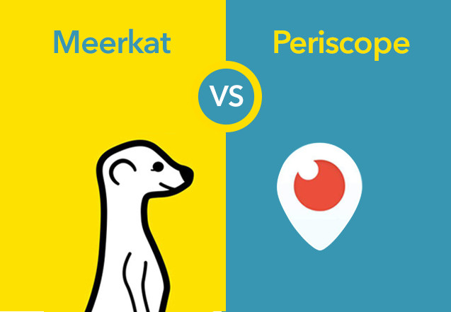 Are You on Team Periscope or Team Meerkat?